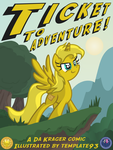 Ticket to Adventure by Template93