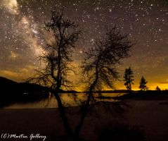 Sand Harbor Stars 150418-22 by MartinGollery