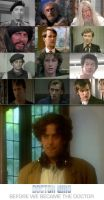 Doctor Who - Before we became the Doctor by DoctorWhoOne