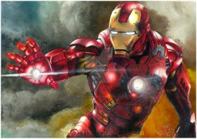 Iron Man FINISHED by mistique-girl-olja