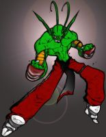 Piccolo the Goblin by SouthernDesigner
