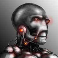 Cyborg by CreativeSketcher