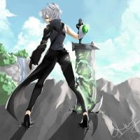 Final Fantasy Riven by blackroseKJL