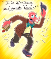 Sketchreq - It's ZOIDBERG... by MissusPatches