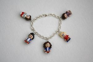 One Direction bracelet by LittleLoveInc