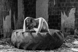 Tyred by ChrissieRed