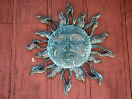 Roxstock copper sun by RoxStock