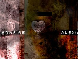 Alexisonfire Wall 2 by whathe