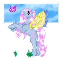 Butterflyyy xD .:Trade:. by LilLoate