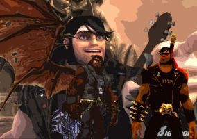 Brutal Legend by Melciah1791