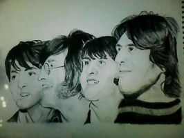 Charcoal Beatles by French4life