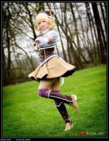 Puella Magi: Mami by artflower
