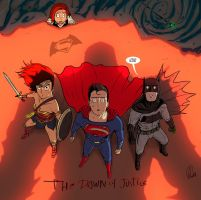BATMAN V SUPERMAN: We are screwed by AtLeastimalive