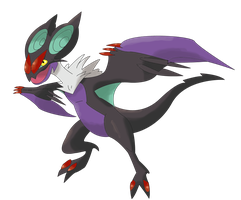 Noivern V1 by TheAngryAron