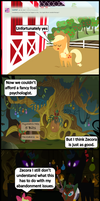 Ask Honest Applejack 34 by bronybyexception