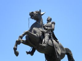 Andrew Jackson Statue by Frosty2011