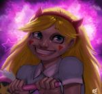 Star Butterfly by redblacktac