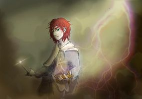 Kvothe by Lissy33