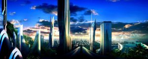 Futur City by amisdeVoyage