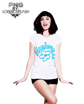 Katy Perry PNG 02 by LoreSoSplash