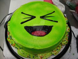 Mad Face Cake ......... by Yuffie1972