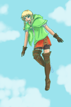 Linkle Request by TiredHierophant