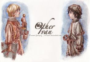 APH: The Other Ivan by No-Nami