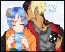 [A S]Alexy and Kurt by kairi-tenchii