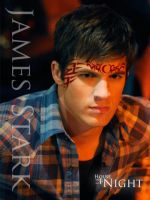 Matt Lanter as James Stark by DraconisGeshaVampyre