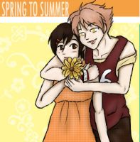 HostClub: Pair for Summer by yammyqueen