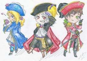 Piratalia: Colored by Tiniest-Peach-Dragon