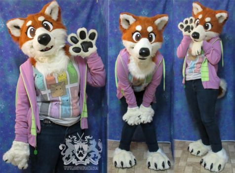 Roxy Partial Suit by LobitaWorks