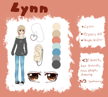 Lynn Reference Sheet by oODemonHeartOo