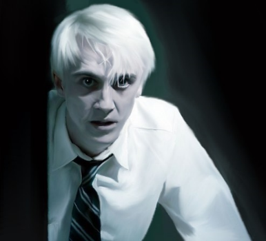 Draco Malfoy by Parkerjademerce