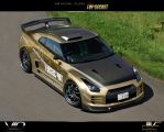 Nissan Skyline 2008 Top Secret by genone