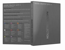 Adobe CS4 Master Collection by squire23