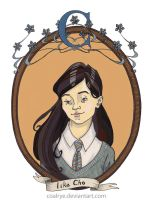 Cho Chang by CoalRye