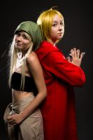 Two Of A Kind by dsebs
