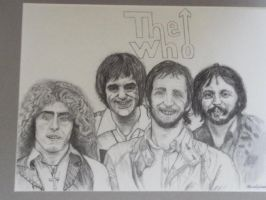 The Who by marlainawho