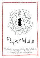Paper Walls Poster by Neale