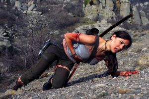 Tomb Raider Lara Croft Reborn: need a medipack by TanyaCroft