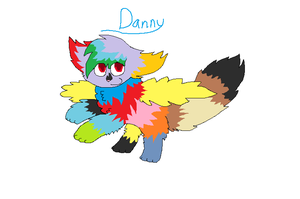 Danny the pinata by firstarfan20