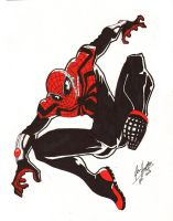 Superior Spider-Man v2.0 by Jason-FH-Art