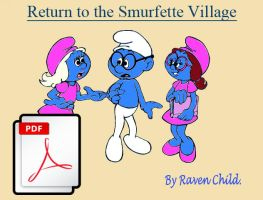 Ch.4  Smurfettes Spa by TheSorceressRaven