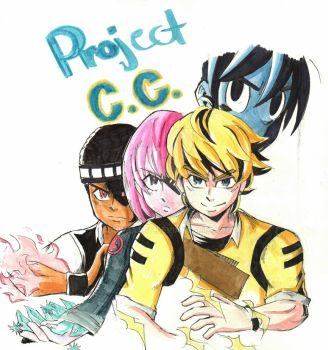Project C.C by DWRaxart