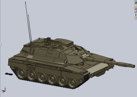 Jaguar MBT by Quesocito