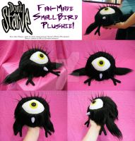 DON'T STARVE - Custom Fan made Smallbird Plushie by SPPlushies