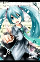 Hatsune Miku by Innervalue