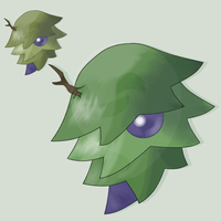 FAKEMON WILLEAF by mssingno