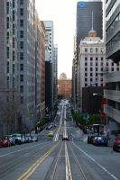 California Street Canyon by mirengraphics